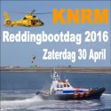 KNRM Reddingbootdag 2016